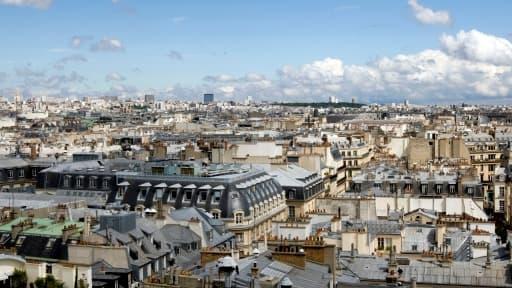 Les dépenses des Français pour se loger sont passées de 34,6% des revenus en 2010 à 37,6%.