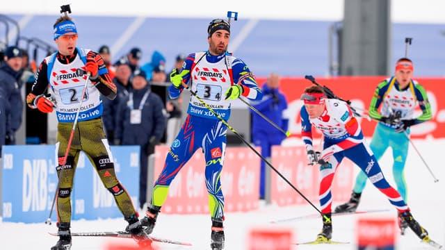 Martin Fourcade et les biathlètes ont profité de l'étape de Coupe du monde en Allemagne (Oberhof) pour discuter lutte contre le dopage.