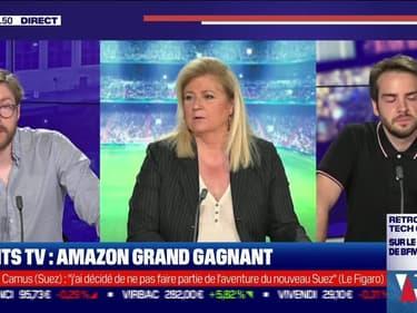Droits TV : Amazon grand gagnant - 15/06
