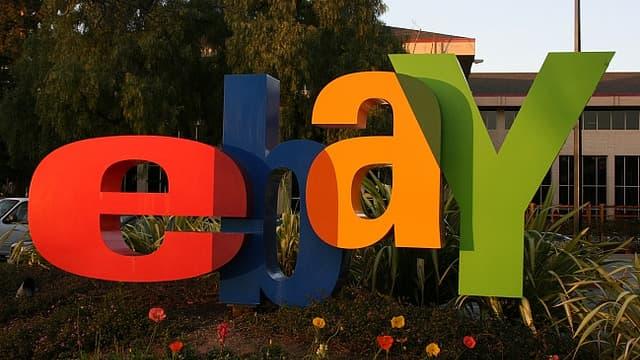 Le siège d'eBay en Californie