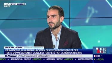 Start up & co : Easyrecrue, le leader européen de l'entretien vidéo et des tests d'évaluation en ligne est racheté par l'américain IcIMS - 24/11