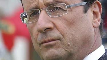 Une large majorité des dirigeants d'entreprise n'ont pas confiance en François Hollande pour relever les défis de la croissance économique et de la réduction des déficits, selon un sondage ViaVoice à paraître jeudi dans Les Echos. Selon cette enquête, 67%