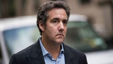 Michael Cohen, l'ancien avocat du président américain Donald Trump
