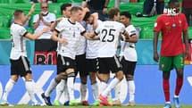 Euro 2021 : L'Allemagne surclasse le Portugal, résultats et classements (19/06, 20h)