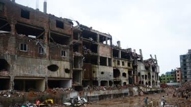 Cet accord doit éviter des catastrophes comme celle survenue fin avril dernier au Bangladesh