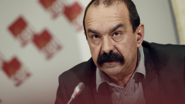 Philippe Martinez est en plein bras de fer avec le gouvernement