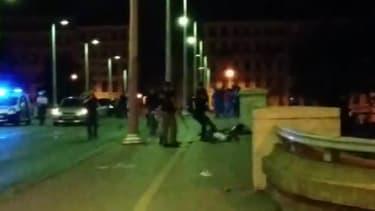 Une enquête est ouverte pour déterminer si des violences policières ont eu lieu à Lyon.