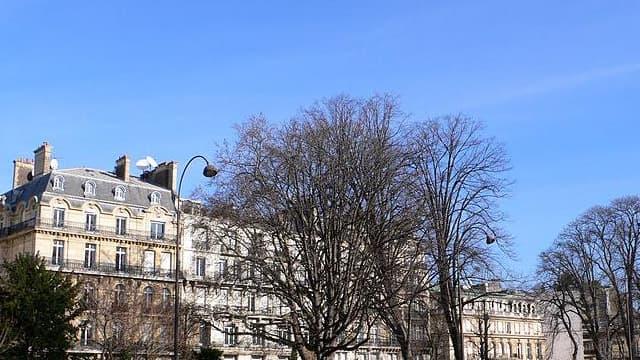 L'avenue Foch, dans le 16ème arrondissement