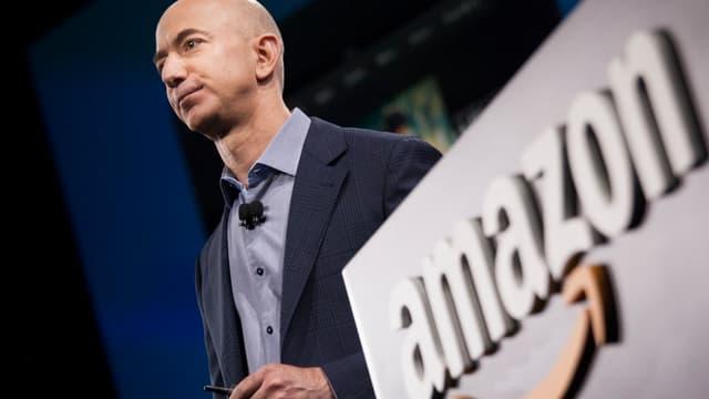 Amazon a fait état d'un bénéfice net de 2,4 milliards de dollars en 2016.