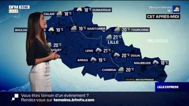 Météo Nord-Pas-de-Calais: un temps maussade au programme ce lundi