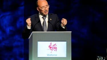 Rudy Demotte, président du Parlement de la Fédération Wallonie-Bruxelles.