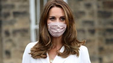 Kate Middleton le 4 août 2020