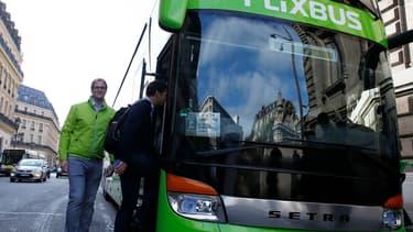 Des discussions ont lieu entre le gouvernement et FlixBus pour mettre en place des lignes de cars Macron en Île-de-France