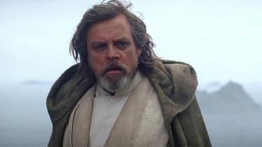 """Mark Hamill retrouve le personnage de Luke Skywalker dans """"Star Wars VIII: Les Derniers Jedi"""""""