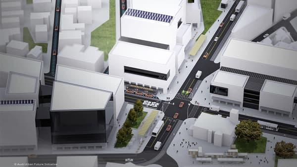 Projet de ville connectée à Somerville