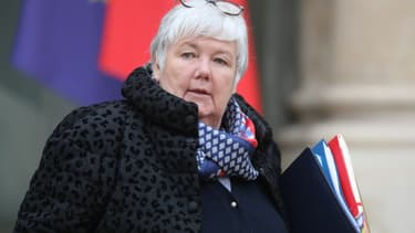 Jacqueline Gourault à l'Elysée, le 26 novembre dernier.