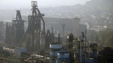 """ArcelorMittal confirme de ne pas vouloir relancer la production d'acier liquide sur le site"""" de Florange"""