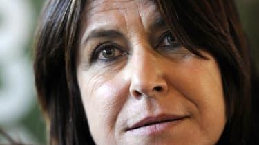 Michèle Rubirola, le 3 février 2012 à Marseille.