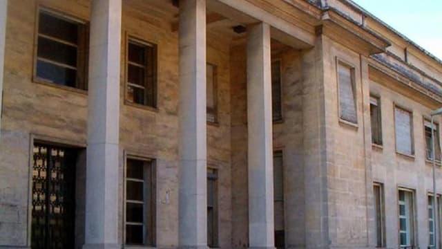 Le siège du Pres à Montpellier