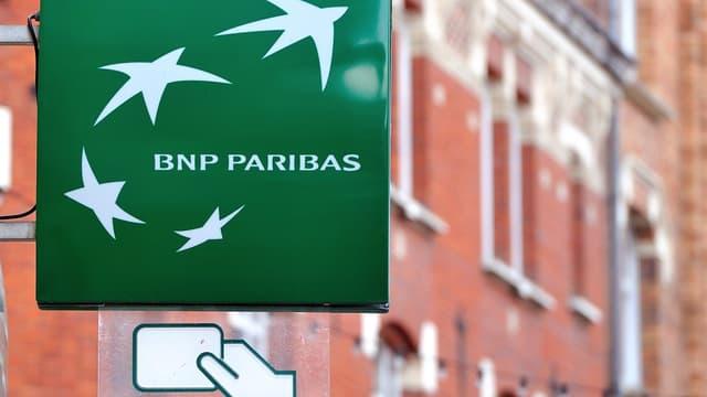 BNP Paribas a écopé d'une amende record de 8,9 milliards de dollars en juillet dernier.