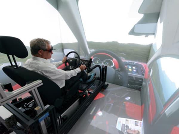 La Cave du Technocentre de Renault