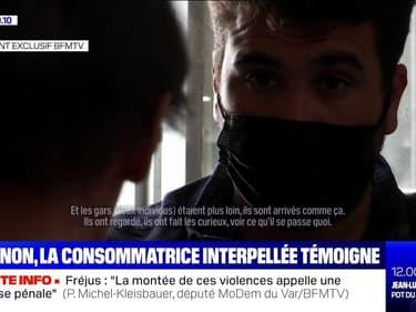 Avignon, la consommatrice interpellée témoigne - 09/05