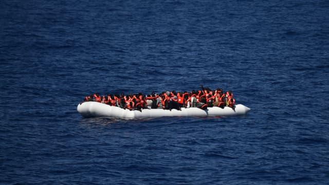 Plus de 2.000 migrants et réfugiés sont morts depuis janvier en traversant la Méditerranée pour rejoindre l'Europe. Image d'illustration.