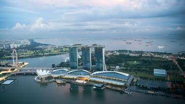 Singapour accueillera le sommet entre Donald Trump et Kim Jong-un le 12 juin
