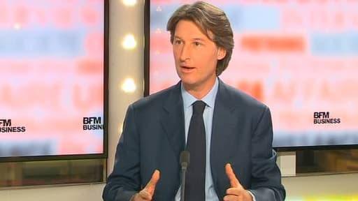 Jean-Charles Decaux était l'invité de BFM Business, ce lundi 27 janvier.