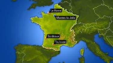 Une filière d'acheminement de jihadistes présumés vers la Syrie a été démantelée dans plusieurs régions de France, notamment dans le Sud-ouest.