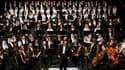 L'orchestre symphonique de Téhéran, lors d'une représentation dans la capitale iranienne, le 16 mars 2015.