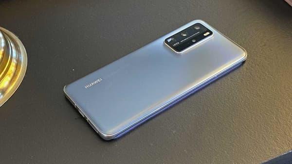 Le Huawei P40 Pro