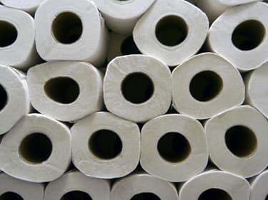 Les enquêteurs ont pu confondre un cambrioleur grâce à son ADN laissé sur du papier toilette à proximité des lieux du larcin (photo d'illustration).