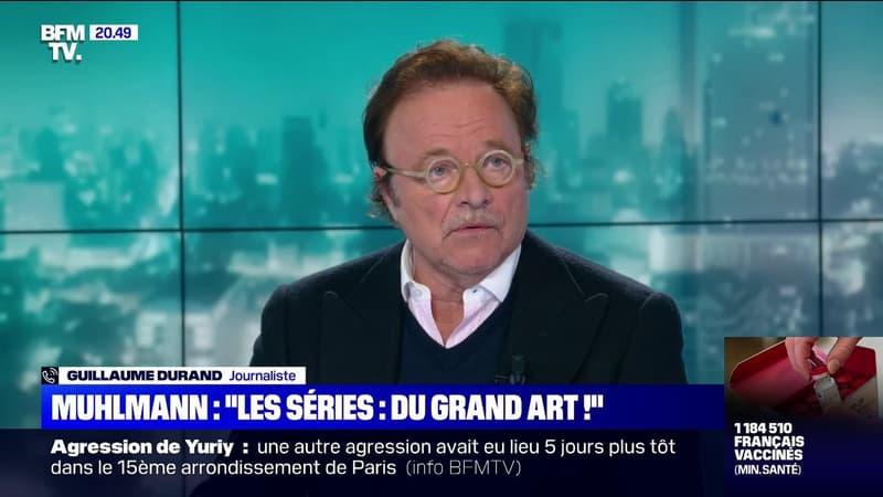 Après un tweet sur les séries jugé condescendant par des internautes, Guillaume Durand appelle BFMTV et s'explique