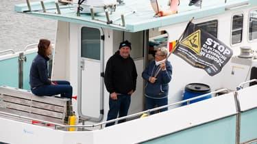 L'Union européenne a interdit la pêche électrique au printemps 2019.