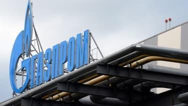 """Gazprom attend des """"progrès"""" de la part de l'Ukraine sur ses règlements pour avril et mai."""