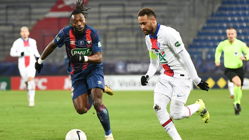 Coupe de France: Caen soutient Neymar et dénonce les attaques contre Yago