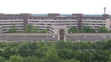 Le siège des renseignements intérieurs allemands, à Cologne.