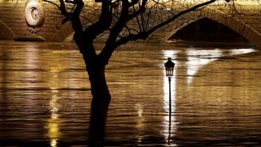 A cause de remontées d'eau depuis les nappes phréatiques, des coupures d'électricité pourraient avoir lieu à Paris.
