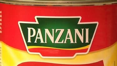 Conserve de raviolis Panzani, dernière victime en date des plats à base de viande de cheval.