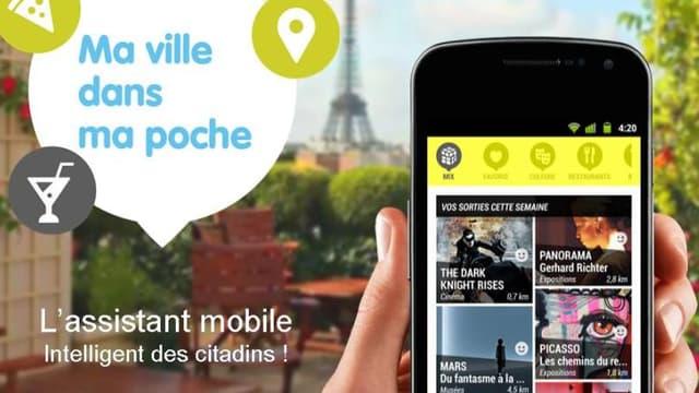 """Bordeaux proposera en 2014 un assistant personnel très particulier. Le nom de l'application: """"Bordeaux en poche"""