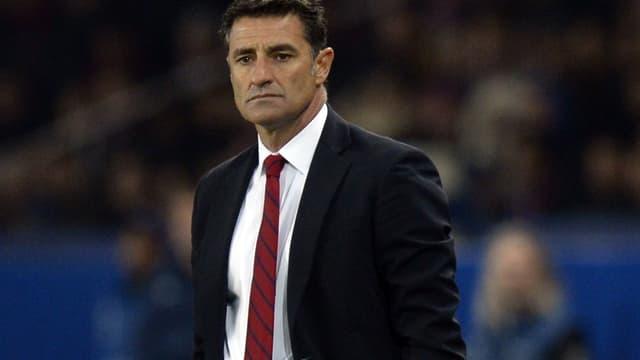 Michel, nouvel entraîneur de l'OM