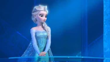 La Reine des Neiges, sorti en décembre 2013, est devenu le film d'animation le plus lucratif de tous les temps.