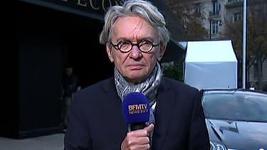 """Le secrétaire général de Force Ouvrière, Jean-Claude Mailly, a estimé sur BFM TV que le raisonnement de Manuel Valls était """"binaire et un peu simplet""""."""