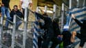 Des heurts entre supporters au Vélodrome lors de OM-Galatasaray