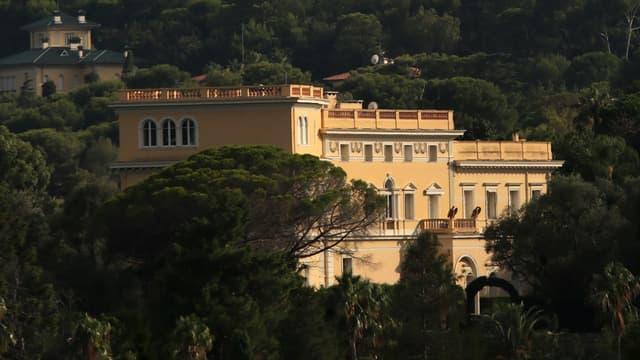 La villa Les Cèdres est à vendre.