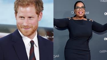 Le prince Harry et Oprah Winfrey travaillent ensemble sur une série documentaire