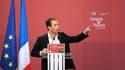 Benoît Hamon au congrès du PS de Poitiers