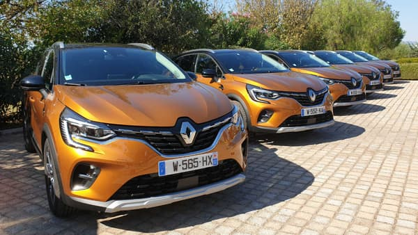 Avec 1,5 million d'exemplaires vendus à travers le monde, en 7 ans de carrière, le Captur reste un des derniers gros succès de Renault.