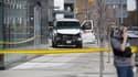 Plusieurs personnes renversées par une camionnette blanche à Toronto.